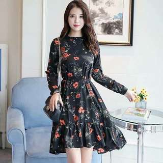 Korean Elegant Dress