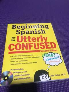 Beginning Spanish for the Utterly Confused 2nd edition