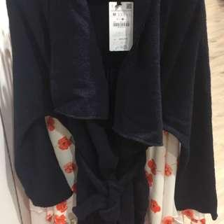 Zara coat 100% ori with tag