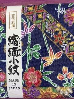 JAPAN Folded wallet