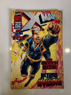 X man classics (4)+ X force (5) + Factor X (2)