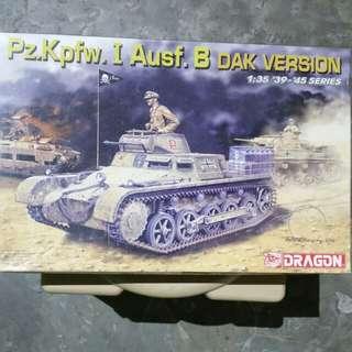 Panzer 1 lB 1/35 DML