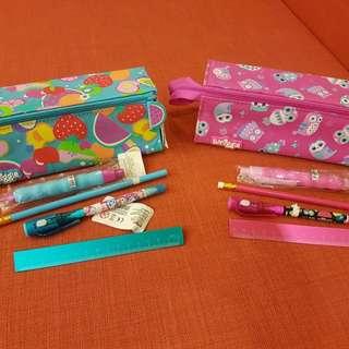 Smiggle Kotak Pensil Set