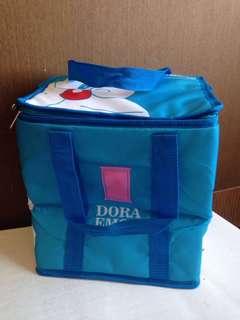 哆啦A夢保冷袋 超大容量 收納袋
