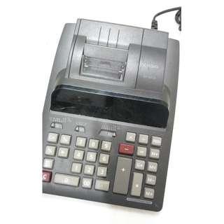 casio printing calculator DR120LB