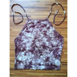 /Backless/ Brown