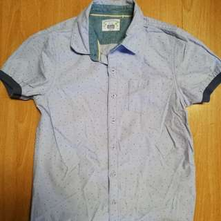 Preloves Gingersnaps boys polo size 10
