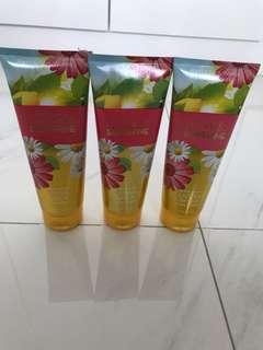 BN 3 for $22 bath & body works body cream