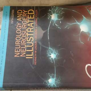 Neurology textbook