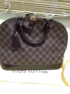 LV Alma PM monogram handbag(preloved)