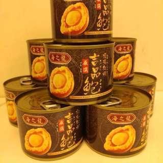 海之龍頂湯紅燒吉品鮑(一罐4隻)