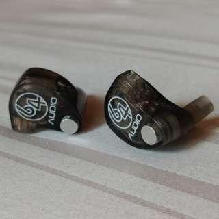 64 Audio U4-SE with Apex M20 Module