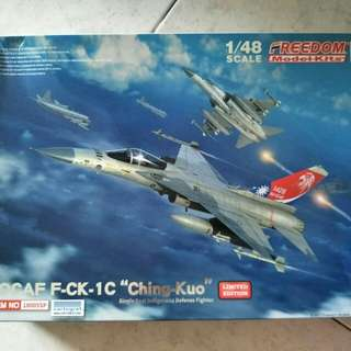 1/48 ROC IDF fighter limited edition
