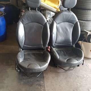 Mini 2008yr front car seat