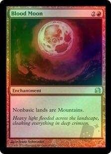 A25 Mint Foil Blood Moon