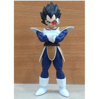 Japan Bandai Real Works Classic Vegeta Scouter Dragon Ball Z Action Figure Toy