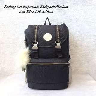 TAS RANSEL BACKPACK KIPLING EXPERIENCE 26 - Black