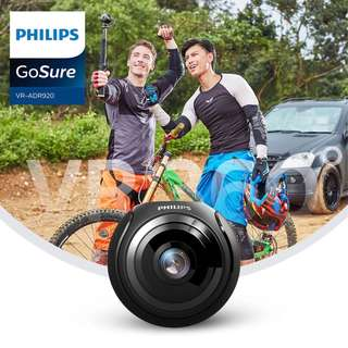 PHILIPS 360* Car Cam