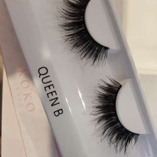 KOKO Queen B lashes