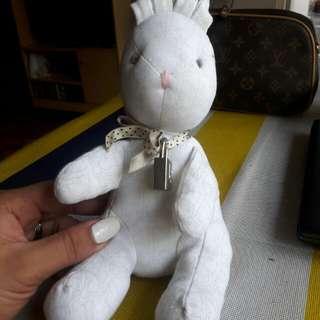 Vintage Baby Dior Bunny