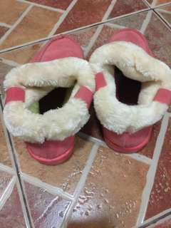 Unbranded Winter Shoes (NEW) - Size 7