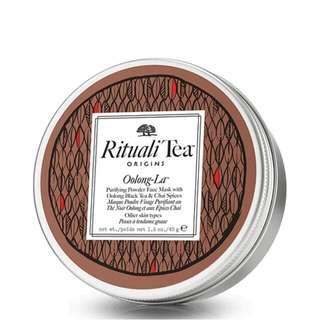Rituali tea origins