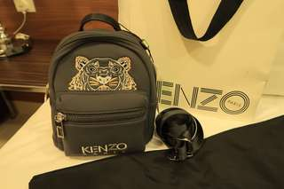 Kenzo Bagpack Authentic 100%