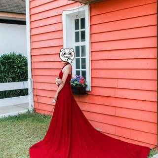 RENT : Prenup Infinity Dress