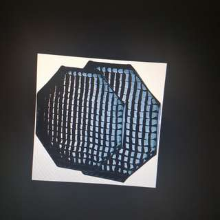 Octagon shape Honeycomb Softbox