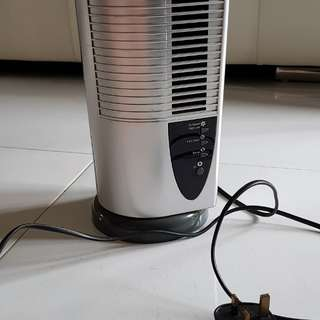 Mini tower fan
