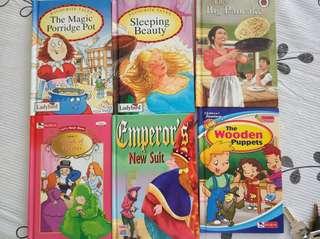 Enid Blyton Books 1 set 6 books