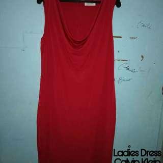 Original Calvin klein Ladies dress