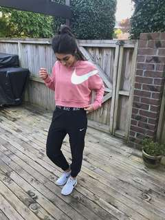 Nike Crop Jumper
