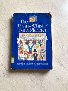 The Penny Whistle Party Planner