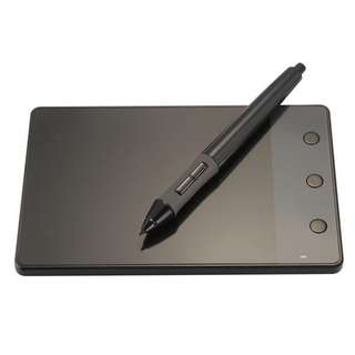 Huion H420 USB Writing Art Drawing Graphics Board Tablet 4x2.3 inch +Digital Pen