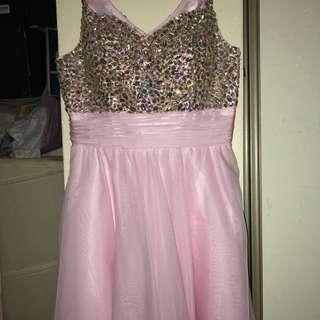 Grad/prom/sweet 16 short dress, worn once