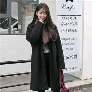西裝外套  大衣  長版外套