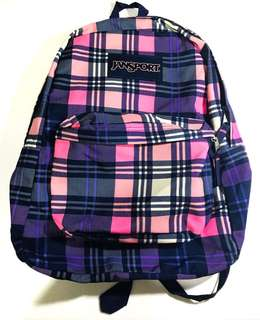AUTHENTIC JANSPORT BACKPACK: Good As New