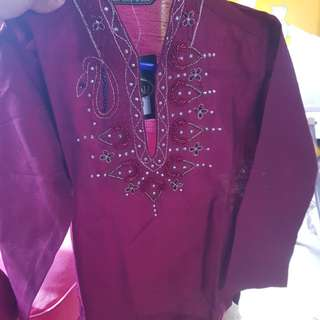 Indian wear - Jippa & girl's top