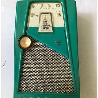 Vintage radio - A show piece