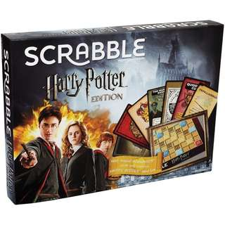 SCRABBLE Harry Potter Special Edition Board Game