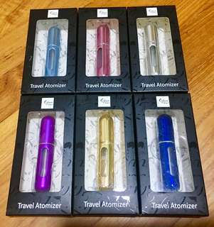 Travel Atomizer