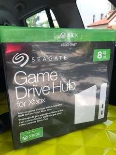 Seagate Game Drive Hub for Xbox One 8TB