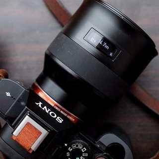 Batis 85mm f1.8 Sony Carl Zeiss A7Rii A7ii A7 A7R a7iii