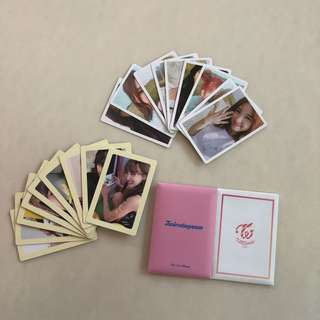 TWICE PRE-ORDER BENEFIT PHOTOCARDS