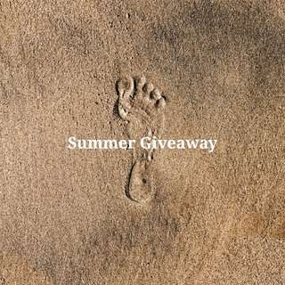 Summer Giveaway Official Post