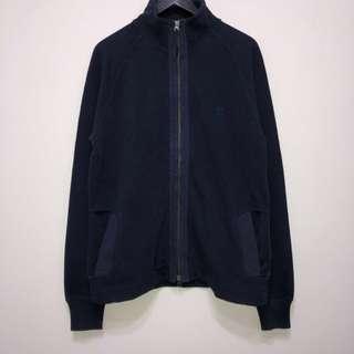 限時優惠🔥古著 Timberland 海軍藍 貼布 立領外套 vintage