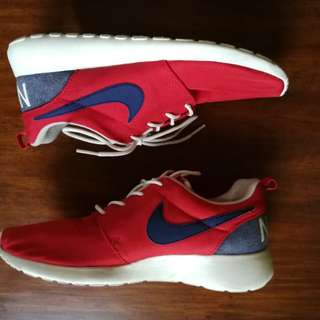 Nike Roshe One (Red, White and Blue) - US Men's Size 7