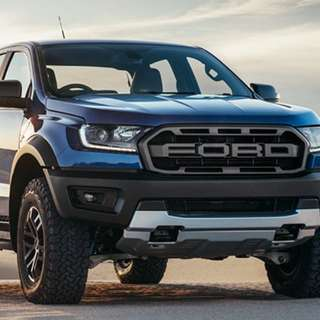"Ford Ranger With Body Kit | ""0"" Downpayment"