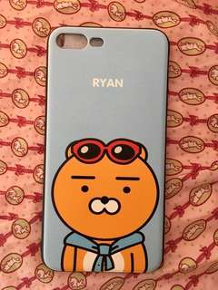 iPhone Case 7Plus / 8Plus手機殼 包郵 Ryan Kakao